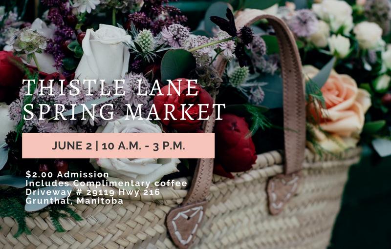 Thistle Lane Spring Market