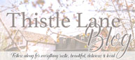Thistle Lane Guesthouse Bed & Breakfast Blog